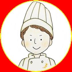 パン職人Ken